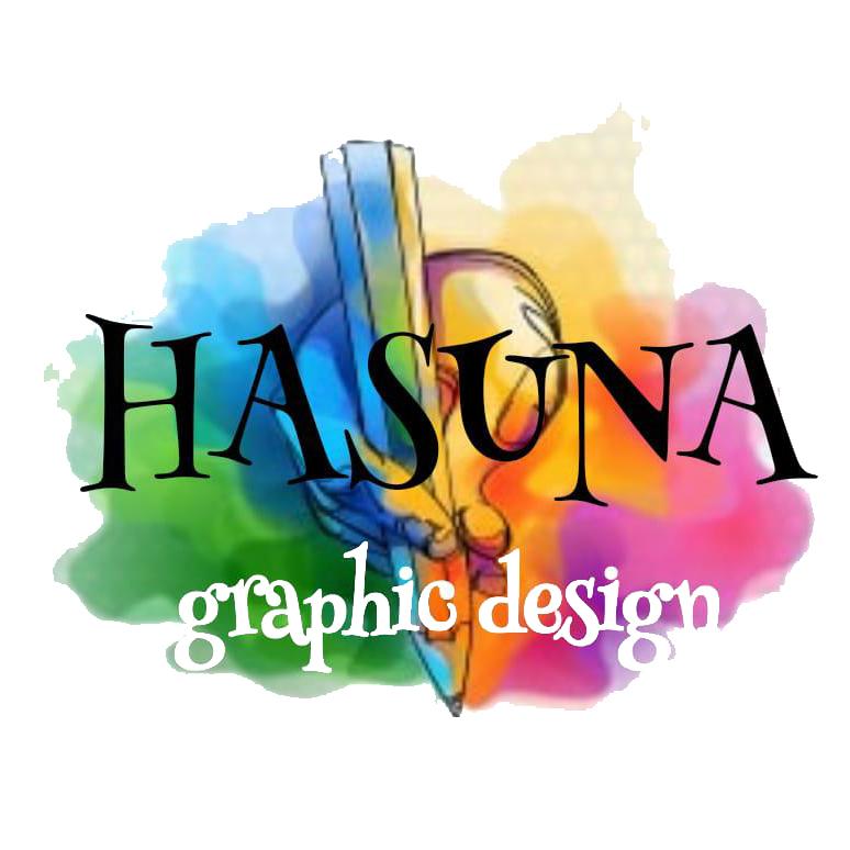 Hasuna Graphic Design