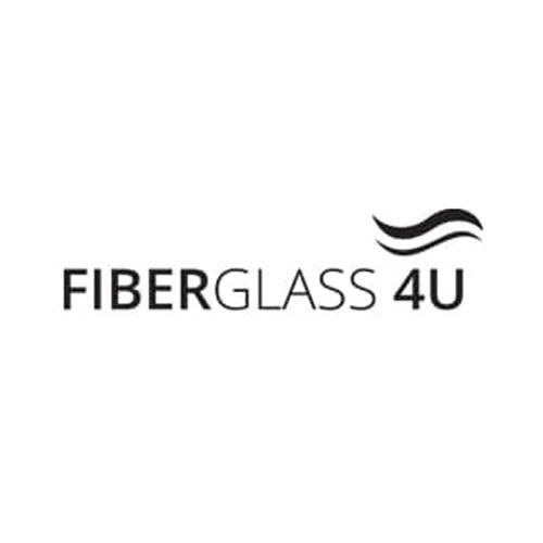 Fiberglass4U לוגו