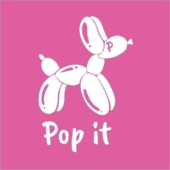 pop it לוגו