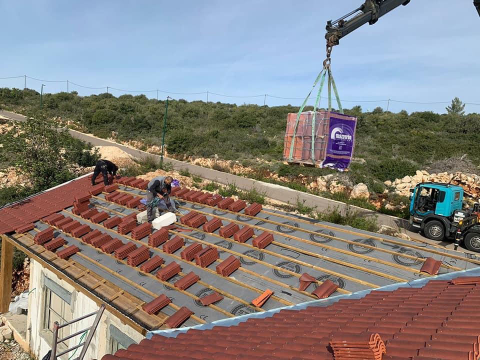אלון בנייה טבעית תהליך בנייה